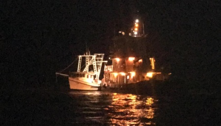 Coast Guard suspends search for missing boaters off Brigantine, N.J
