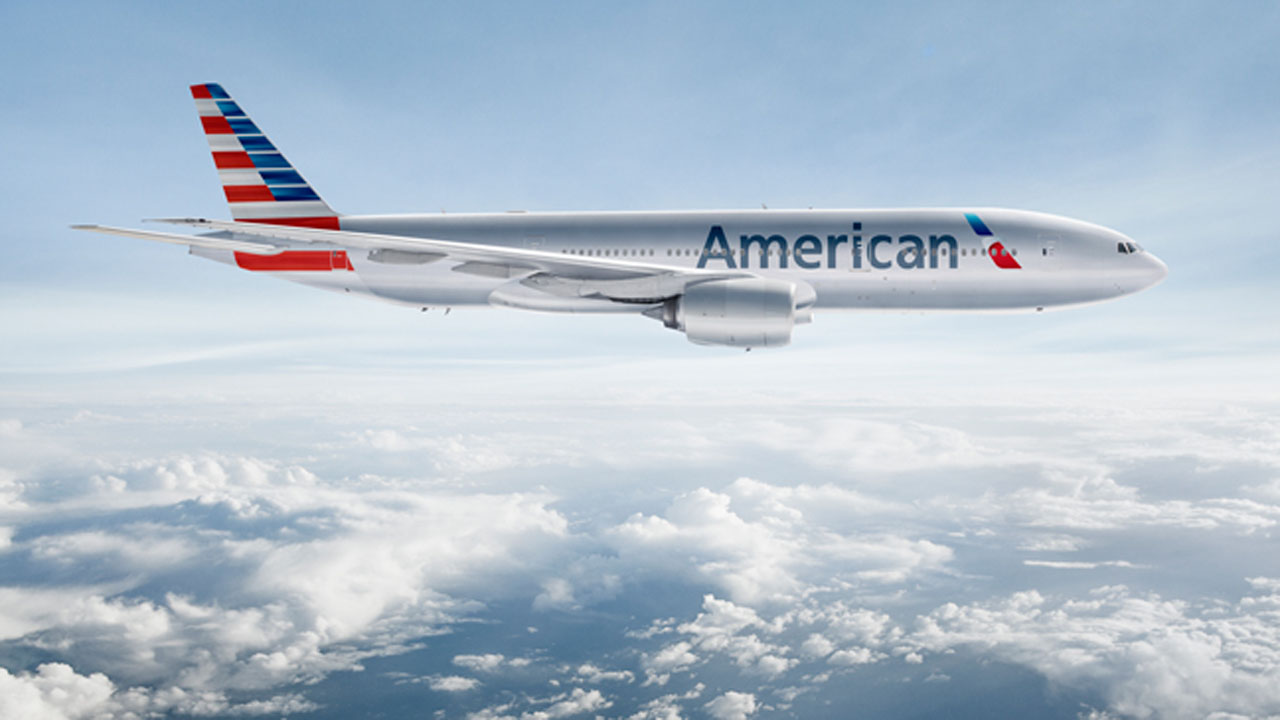 Turbulence Forces Unscheduled Landing Of American Airlines