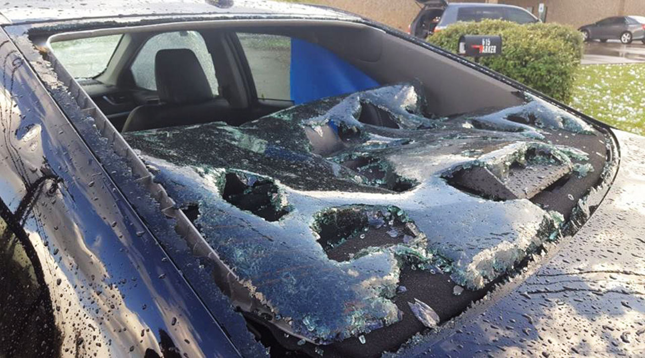 Hail Damaged Cars Sale Sydney