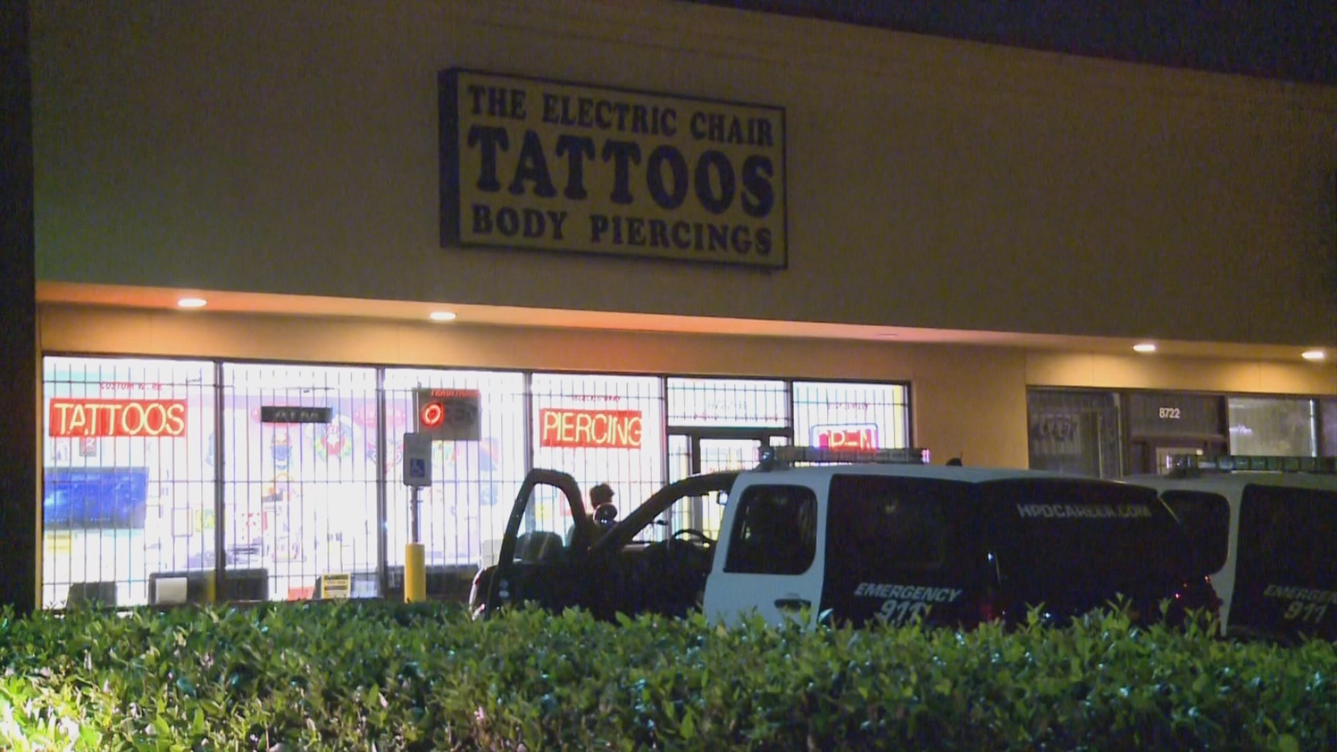 Worker fatally shot at sw houston tattoo shop for Tattoo shops amarillo tx