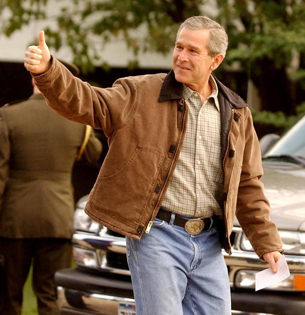 Photos: Happy 70th Birthday, George W. Bush