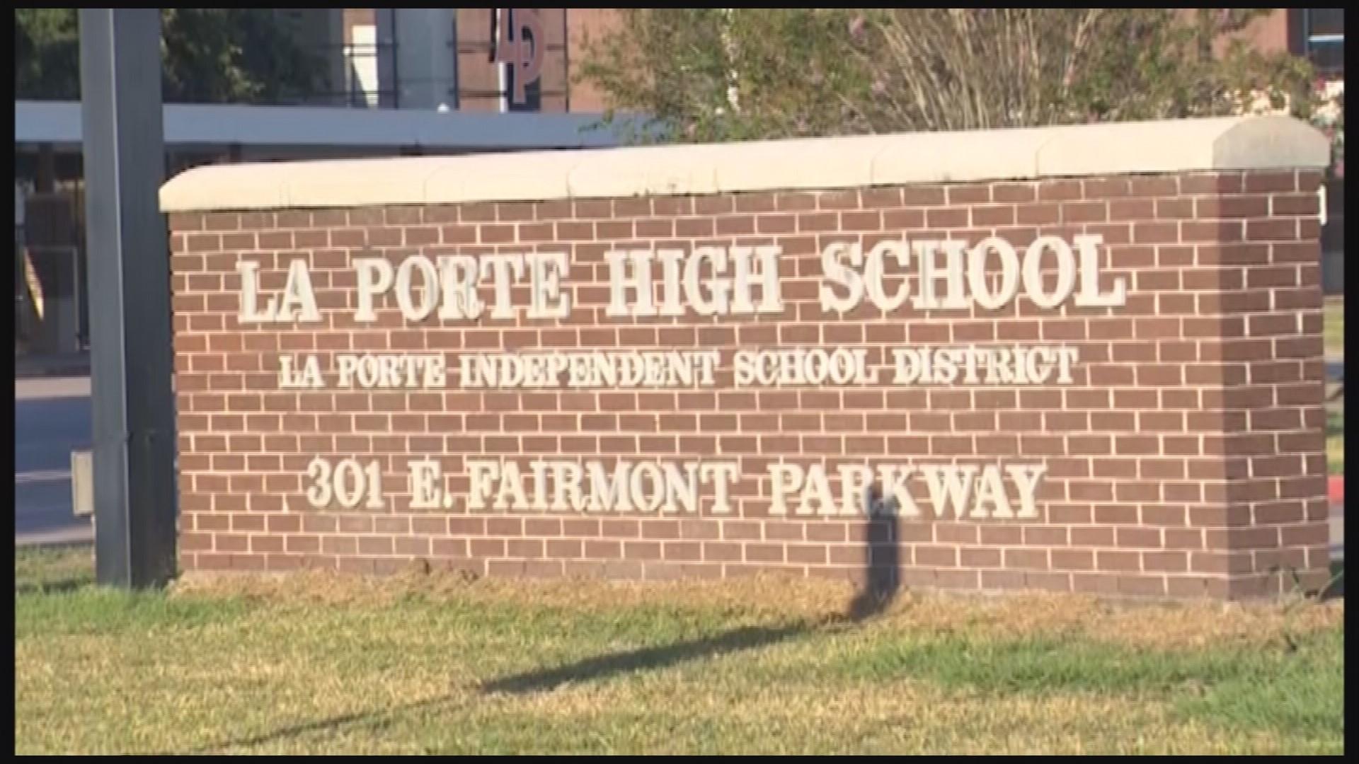 Two la porte hs students arrested for alleged for La porte tx news