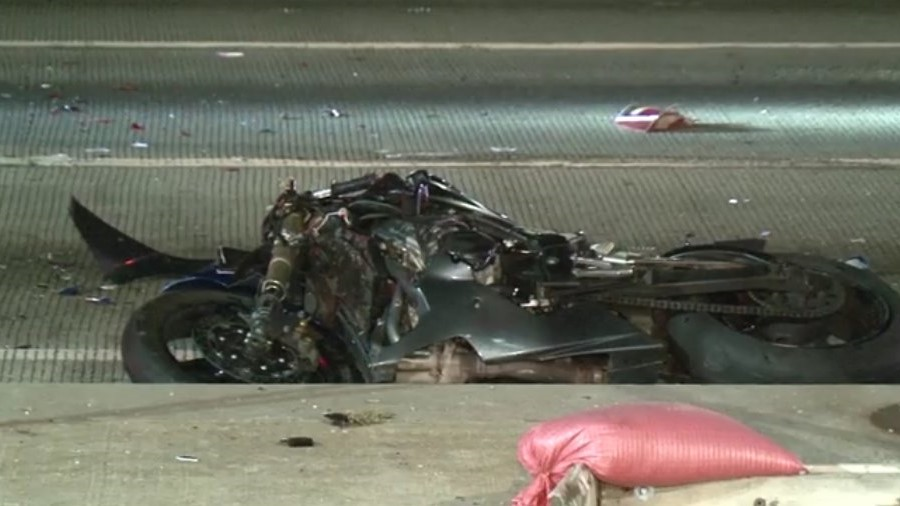Two killed on motorcycle by suspected drunk driver | khou.com