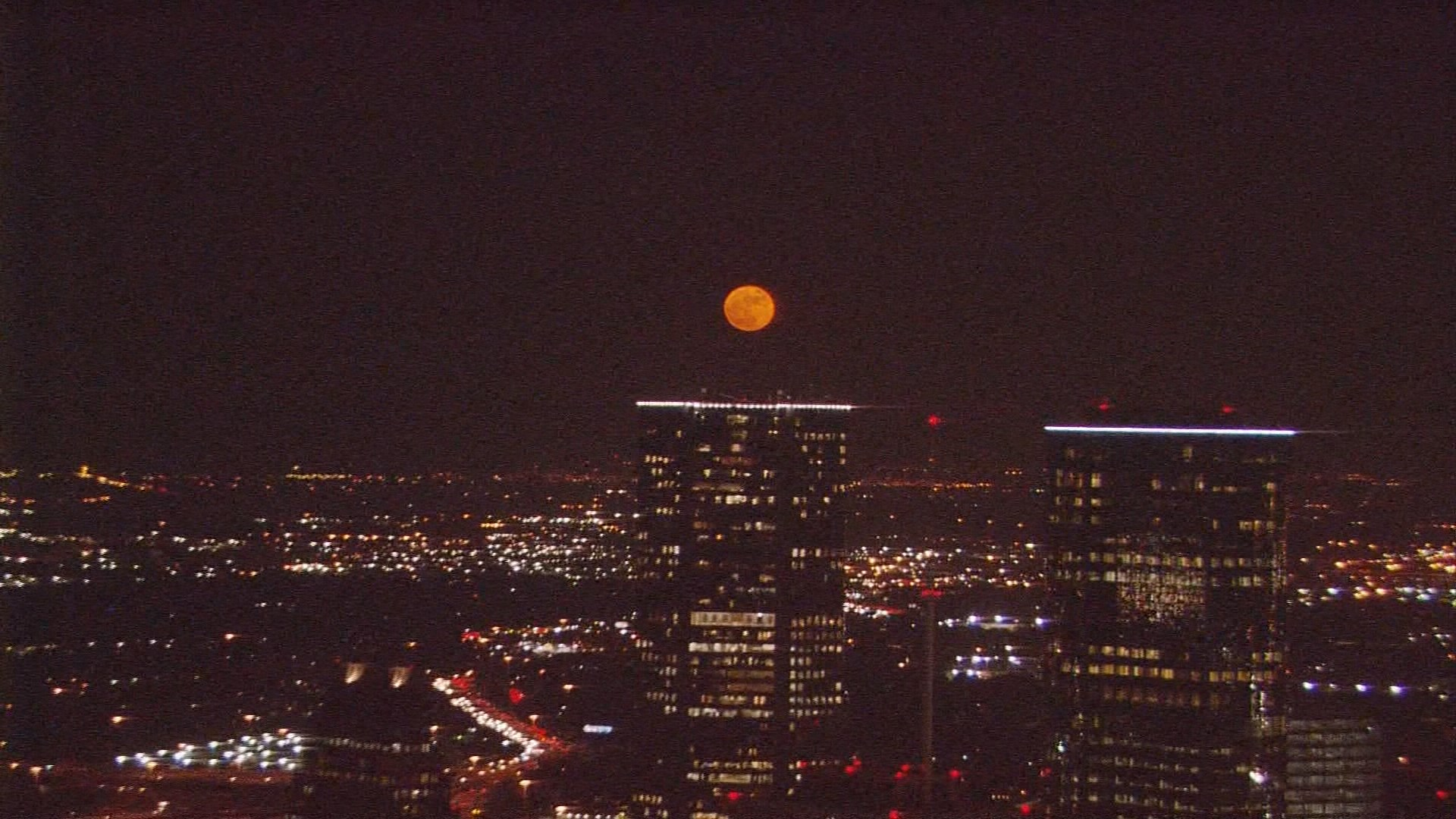 Final supermoon of 2020 to rise Wednesday night