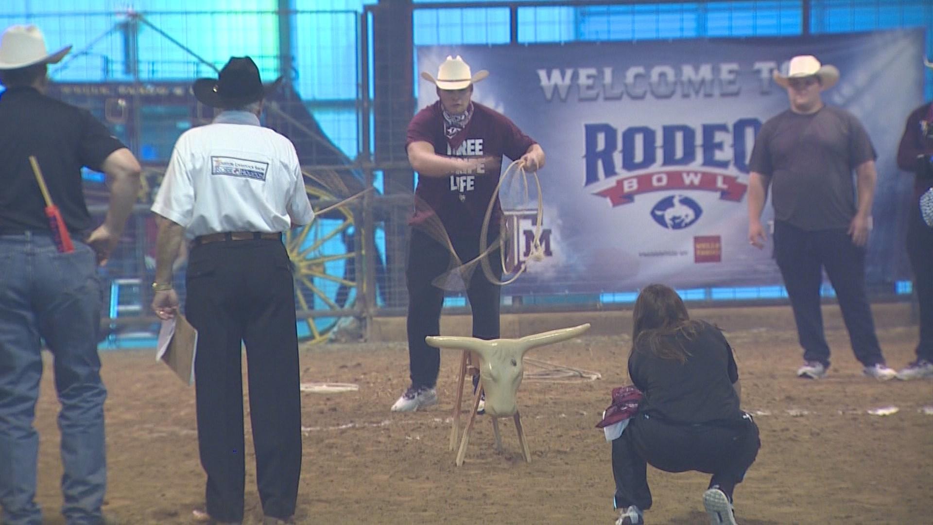 Kansas State Beats A Amp M At Rodeo Night At Texas Bowl Khou Com