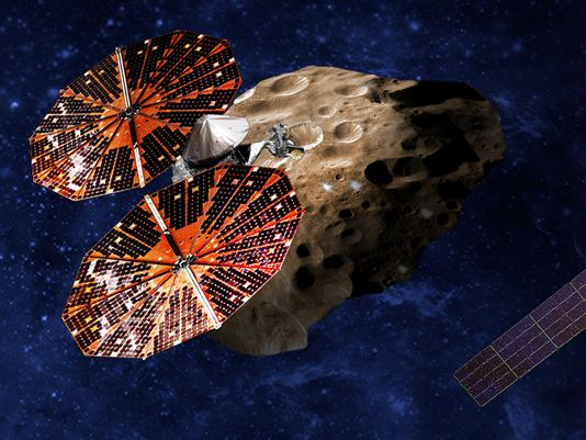 NASA asteroid missions to discover secrets of the universe