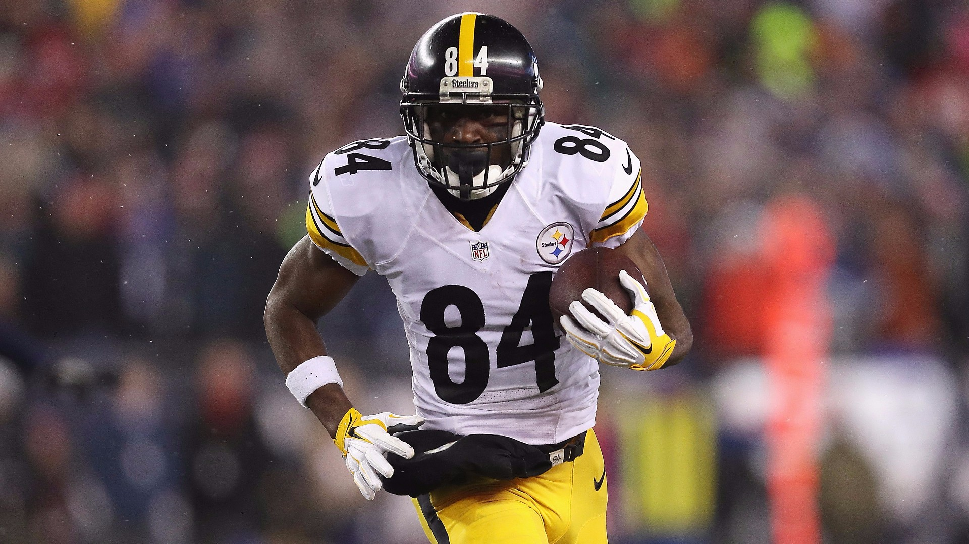Steelers make Antonio Brown highest-paid WR | khou.com