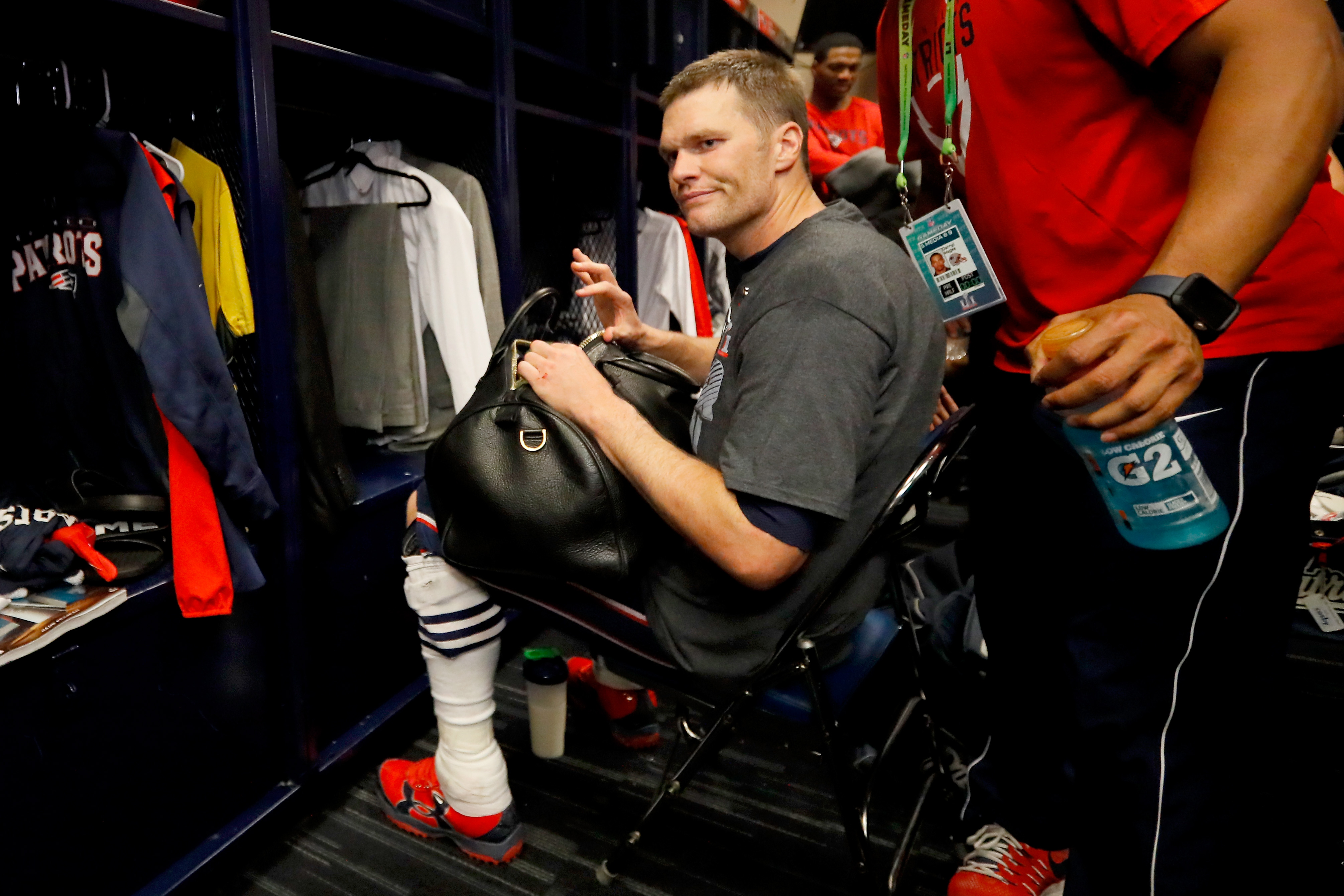 Tom Brady's Super Bowl jersey found by NFL, FBI   kare11.com