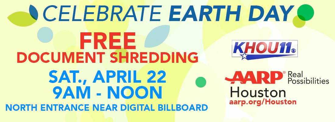 AARP Shredding Event