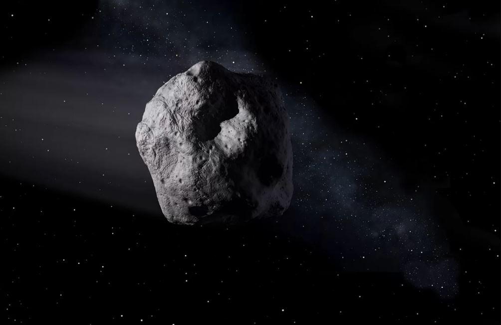 giant asteroid 2017 - photo #3