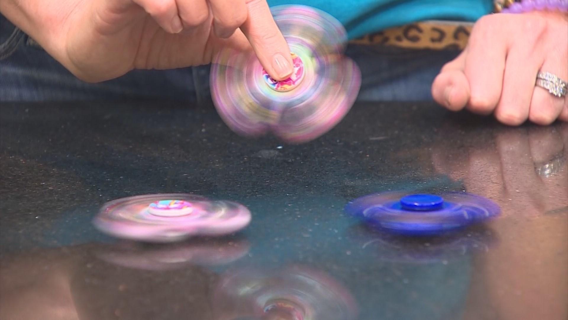 Researchers find dangerous amounts of lead in fidget spinners - Researchers Find Dangerous Amounts Of Lead In Fidget Spinners 22
