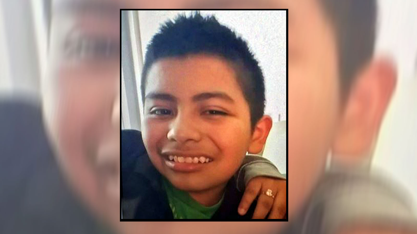 dating autistic boy missing