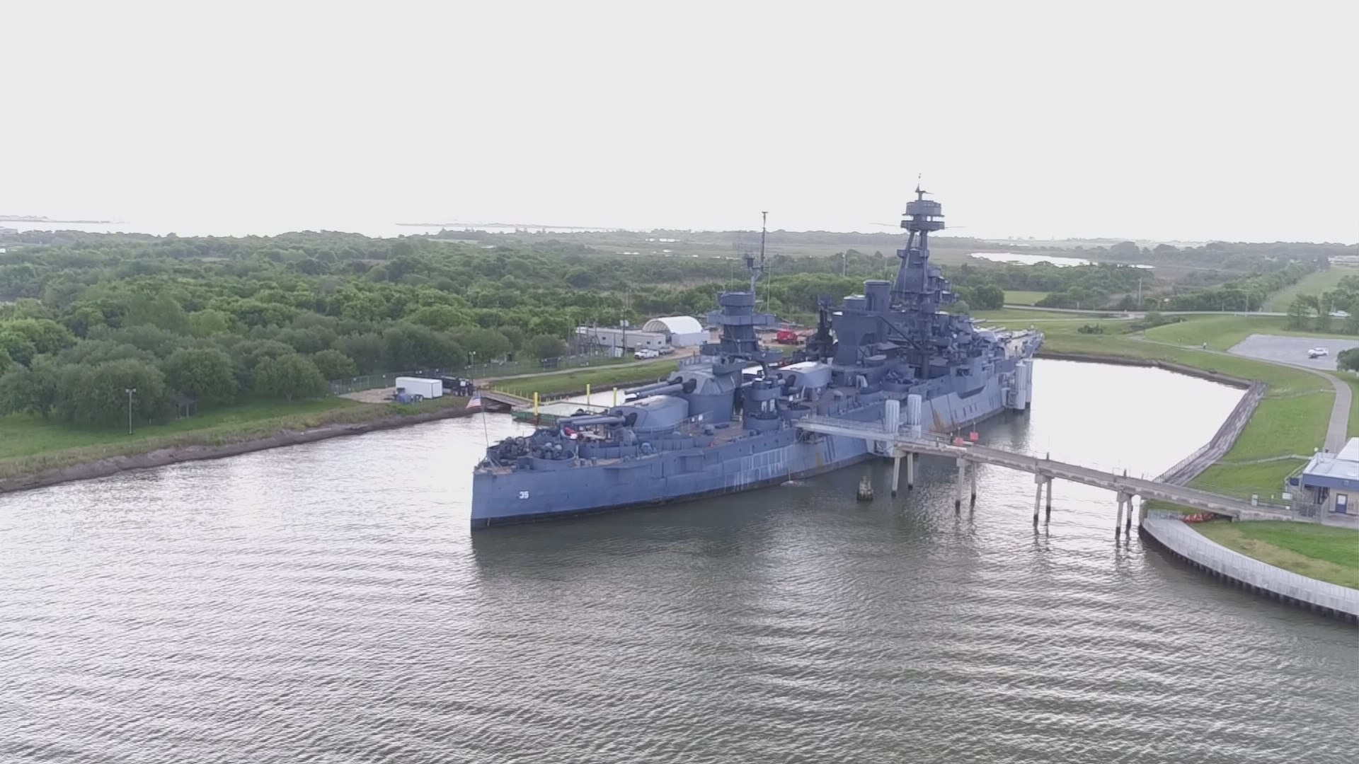 Battleship texas 39 closed until further notice 39 for La porte tx breaking news