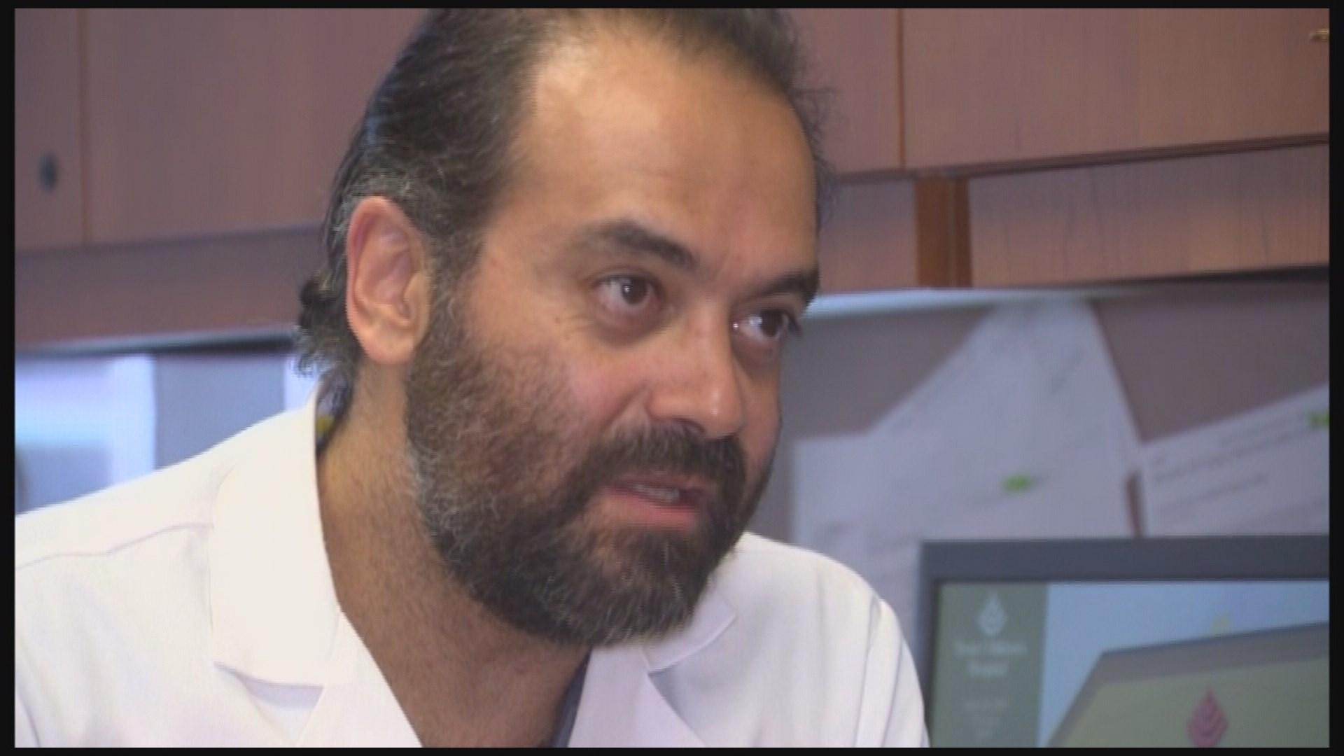 houston doctor resumes performing life saving surgeries in iran