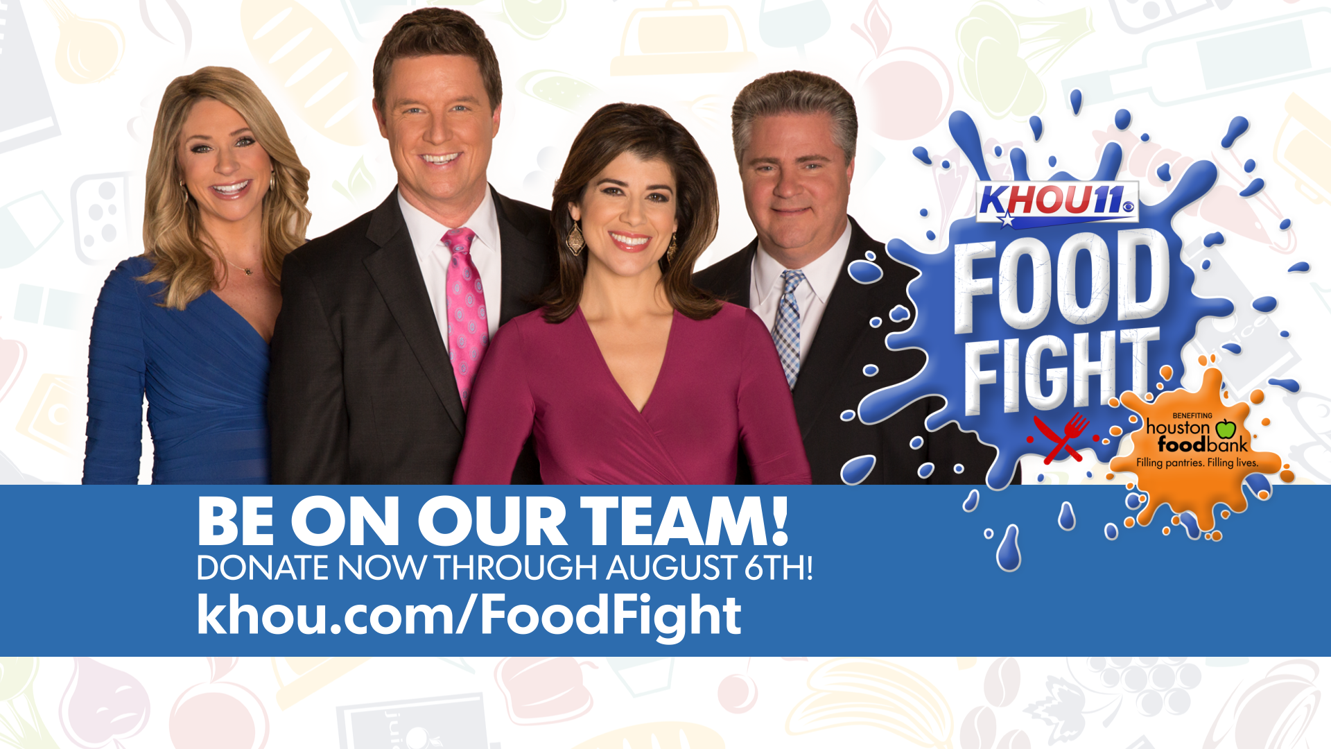 2017 KHOU 11 Food Fight