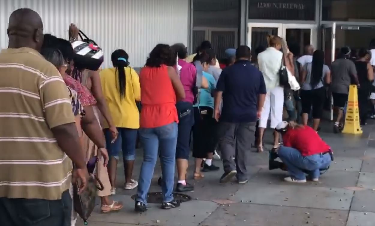 Emergency Food Stamps For Hurricane Harvey