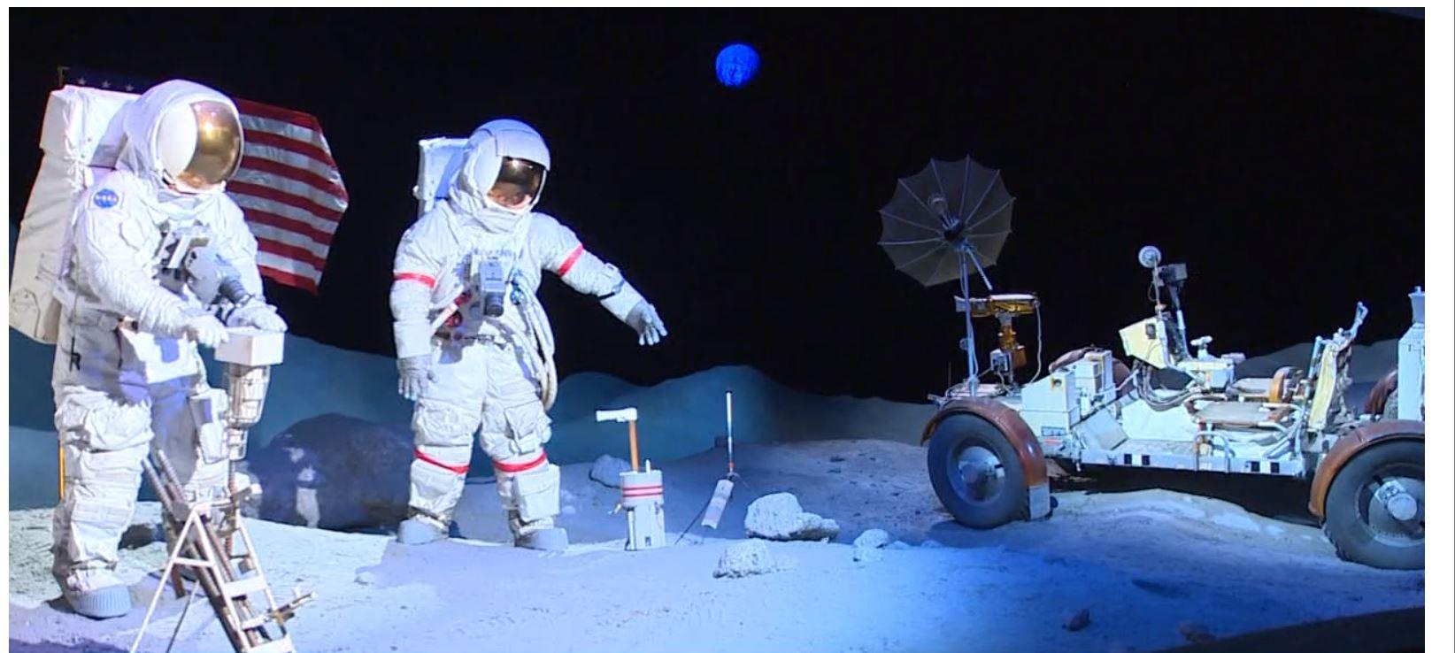 apollo 11 at space center houston - photo #22