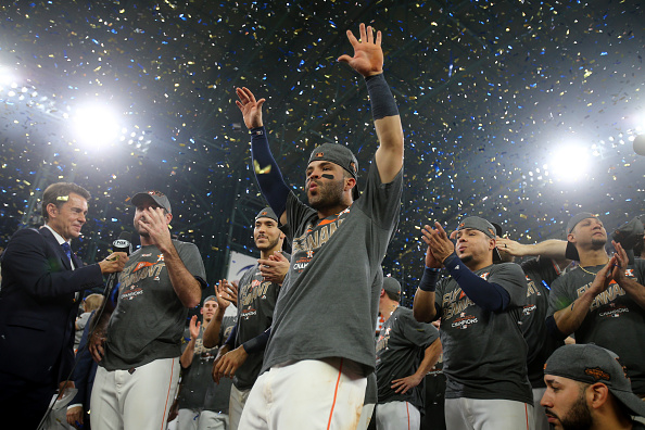 No apologies needed as amazing Astros crash the World Series: 'We spoiled the party'
