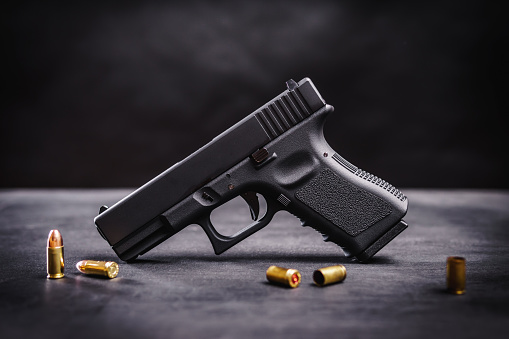 Convicted Felons Possessing Firearms in Texas