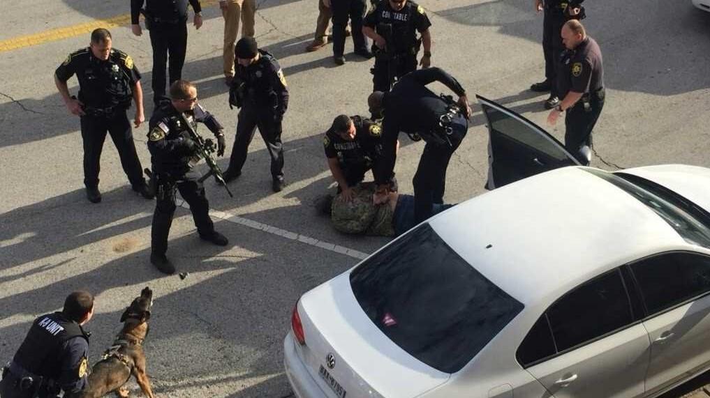 Undercover Arrest