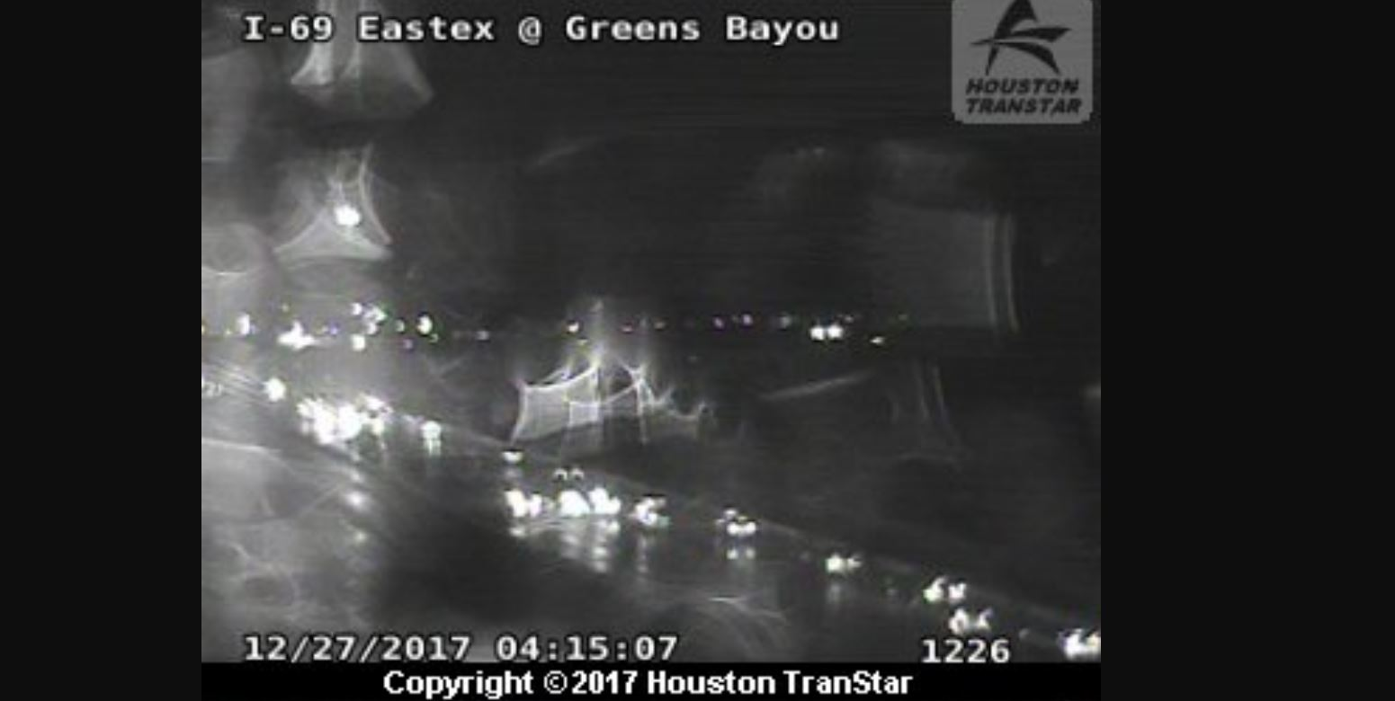 TRAFFIC ALERT: 59 Eastex slow outbound due to big rig ...