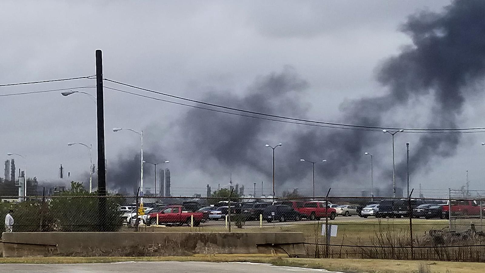 La porte blast heard from miles away no for La porte tx breaking news