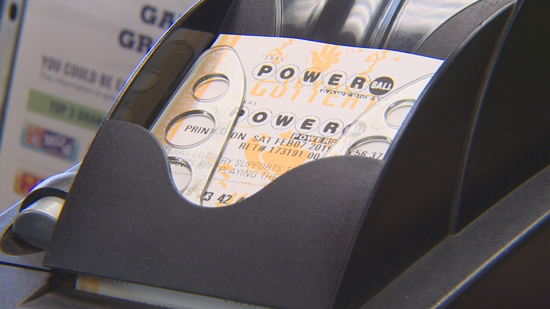 Someone could win $301 million tonight in big Powerball ...